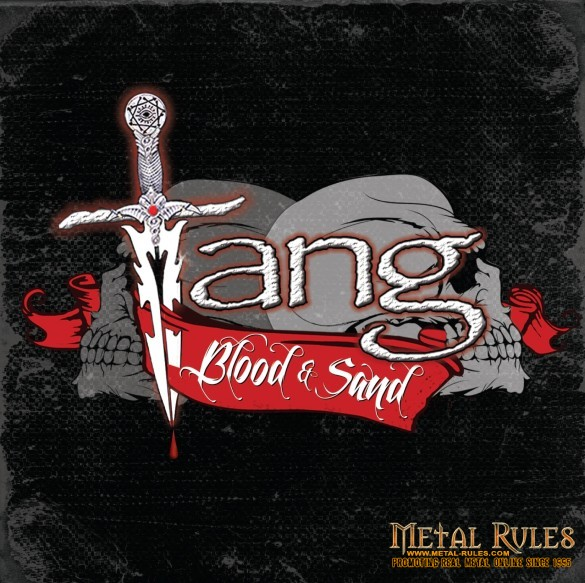TANG Blood and Sand COVER Print