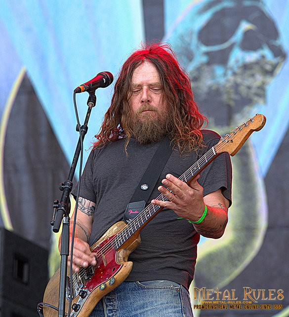 Red Fang. Hellfest