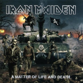 """Iron Maiden """"A Matter of Life and Death"""" (2006)"""
