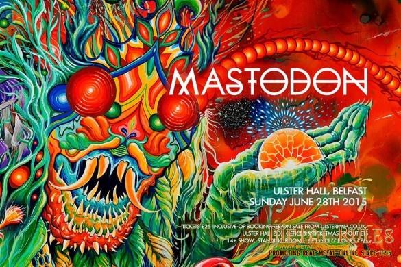Mastodon Ulster Hall