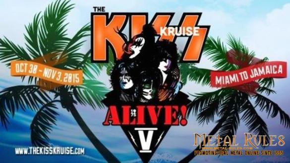 KISS Kruise V