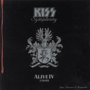 KISS SYMPHONY CD