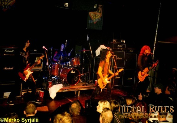 Union live at Stockholm 1999
