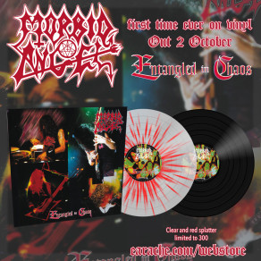 MORBID ANGEL: 'Entangled in Chaos'