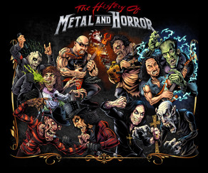 """The History of Metal and Horror"""
