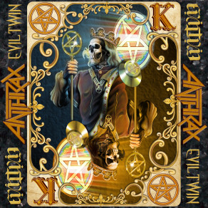 "ANTHRAX PREMIERES ""EVIL TWIN"""