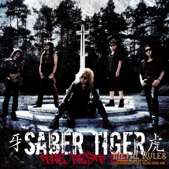 SABER TIGER 5x5 med res