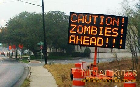 In this photo provided by Chris Nakashima-Brown, an electronic road sign is seen in Austin, Texas on Monday, Jan. 26, 2009. Two electronic signs intended to warn motorists of construction near the intersection of Lamar and Martin Luther King boulevards were changed yesterday by hackers. (AP Photo/Chris Nakshima-Brown) ** MANDATORY CREDIT **