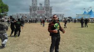 Hugo Aribart @ Hellfest