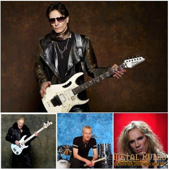 "The 30th Anniversary of the EAT EM' and SMILE BAND"" featuring STEVE VAI, BILLY SHEEHAN, and GREGG BISSONETTE along with guest vocalist RALPH SAENZ (Steel Panther)"
