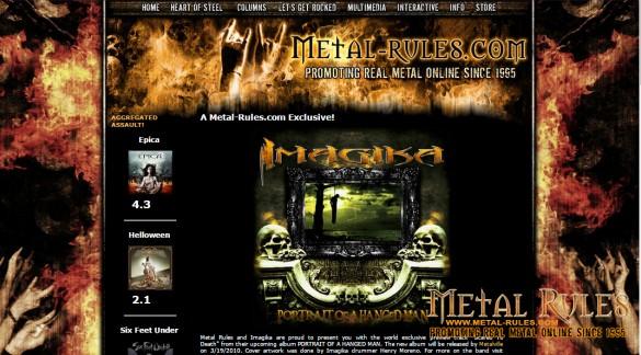 Metal-Rules.com 2010