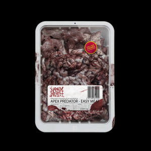 Napalm Death - Apex Predator – Easy Meat