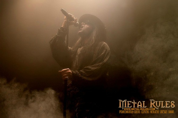 Fields of the Nephilim @ O2 Islington Academy