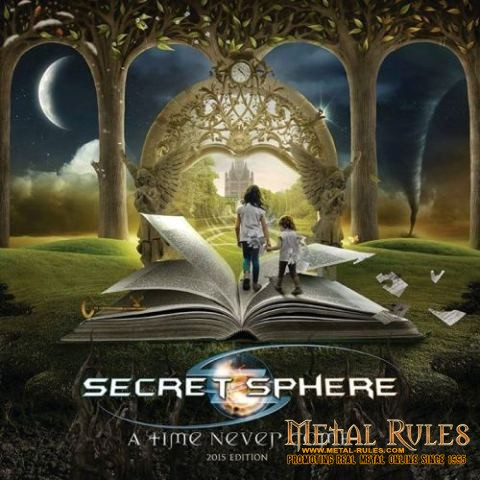 Secret Sphere - A Time Nevercome 2015 edition