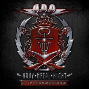 "U.D.O. ""Navy metal night"""