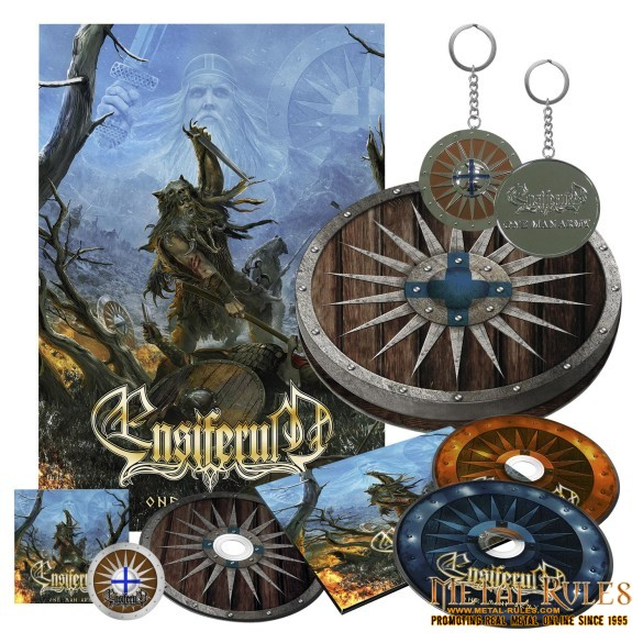 Ensiferum - One Man Army deluxe edition