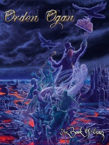 "ORDEN OGAN: 2DVD/2CD Box Set ""The Book Of Ogan"""