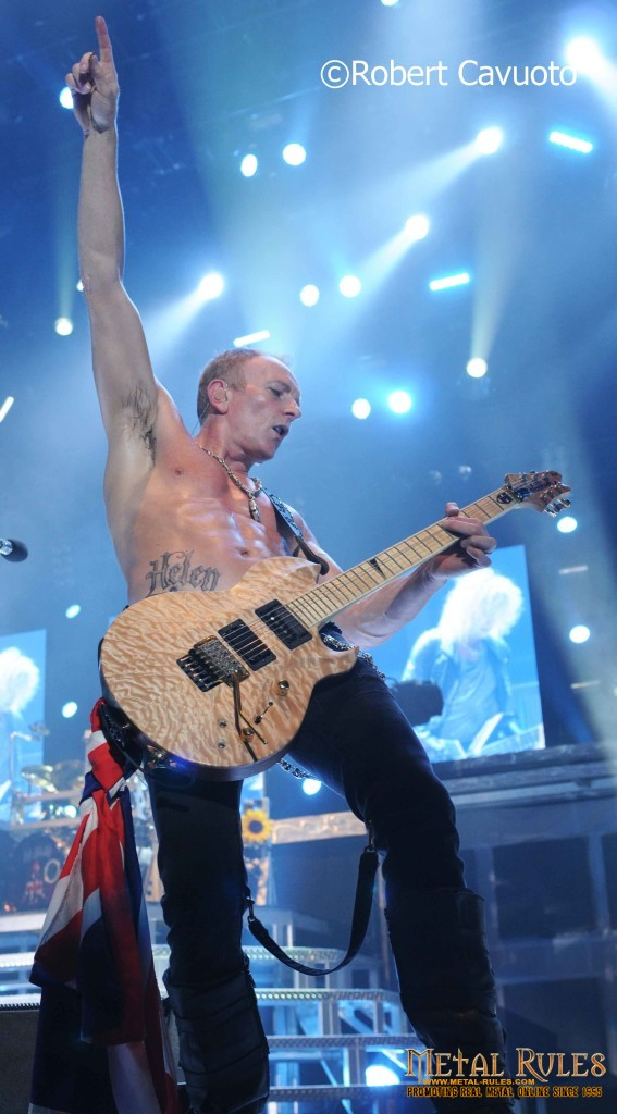 Phil Collen of Delta Deep / Def Leppard