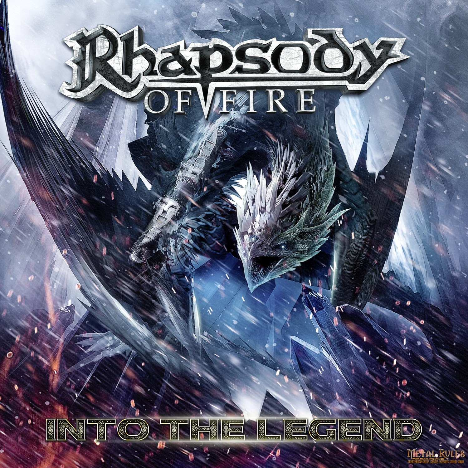 Rhapsofy of Fire - Into The Legend