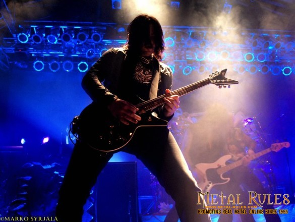 Helloween live 2007
