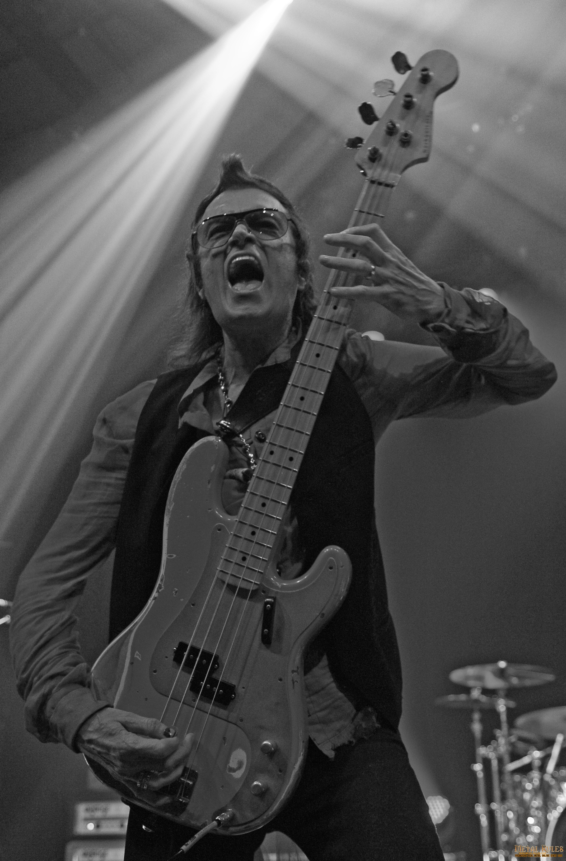 Glenn Hughes – The Voice of Rock, Bowing to the God of Art ...