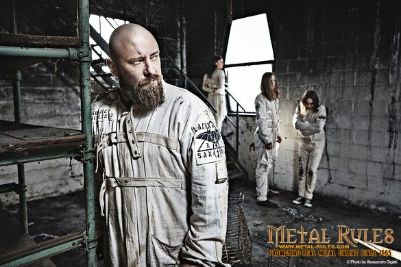 Lacuna Coil Delirium Press Shot