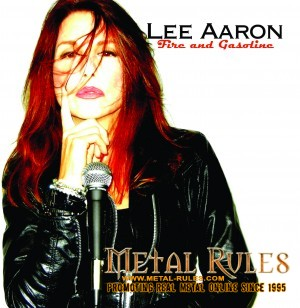 Lee Aaron - Fire and Gasoline