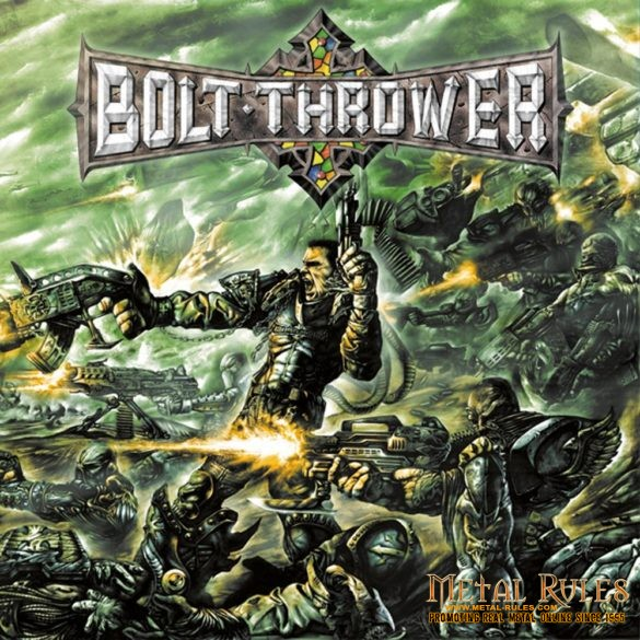 Bolt Thrower HONOUR, VALOUR, PRIDE