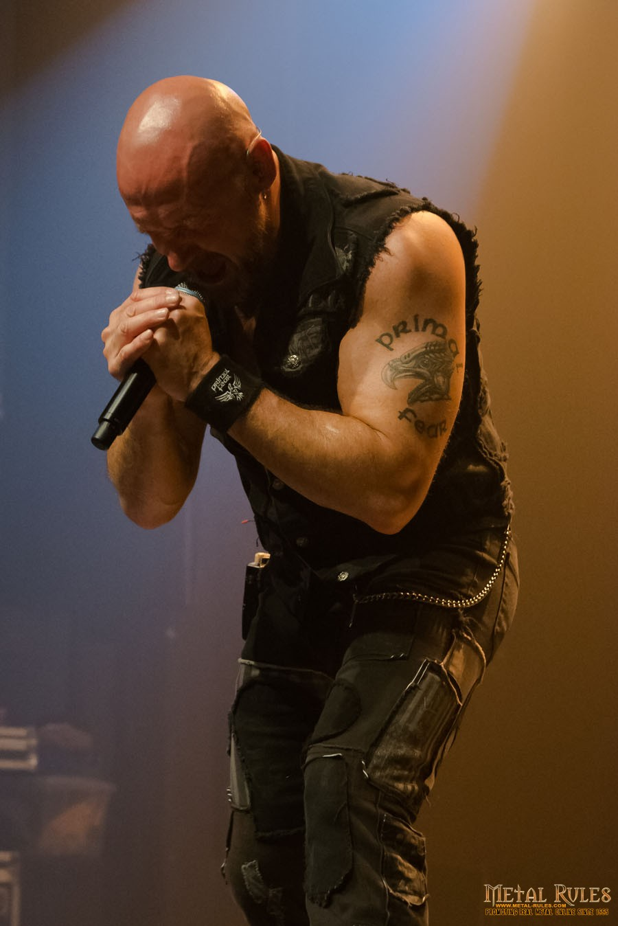 Primal Fear - Montreal
