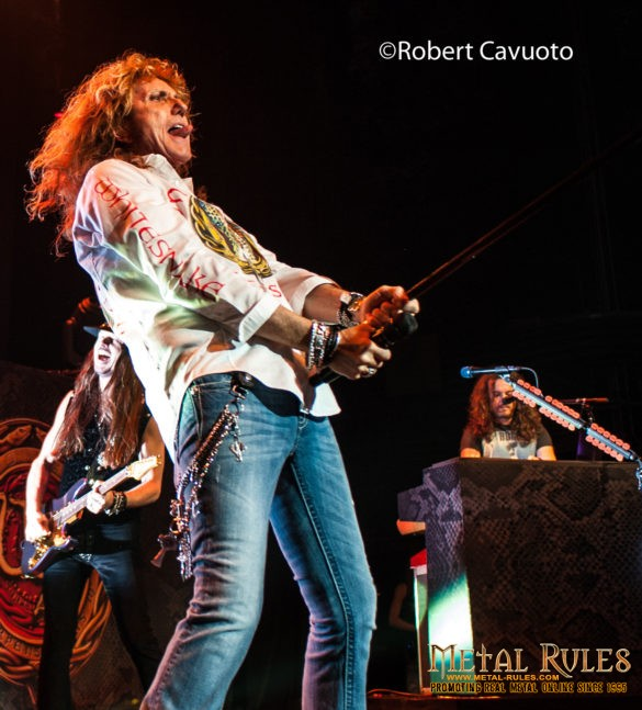 Whitesnake's David Coverdale