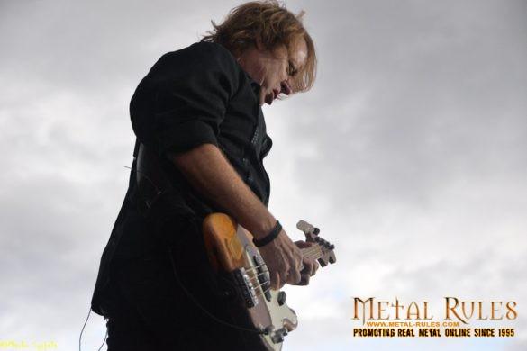 Jeff Pilson live at Swedenrock 2016