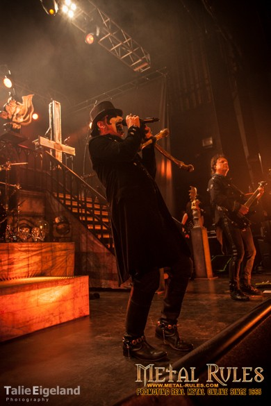 King Diamond - O2 Forum 2016