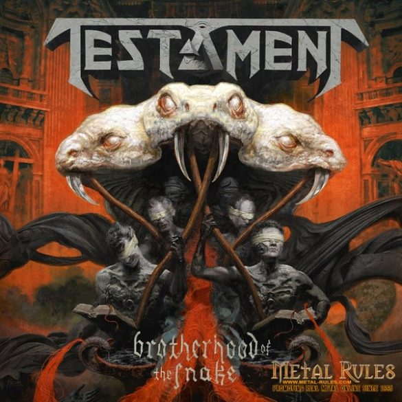 Testament - Brotherhood of the Snake`