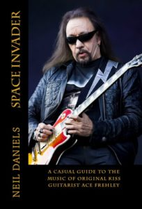 A Casual Guide To The Music Of Original KISS Guitarist Ace Frehley