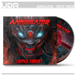 Annihilator 'Triple Threat'
