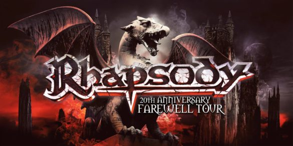 RHAPSODY: THE 20th ANNIVERSARY REUNION FAREWELL TOUR