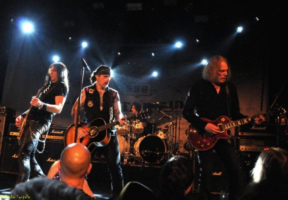 Black Star Riders live at Finland 2013