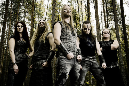 Ensiferum One Man Army promo