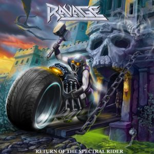 "Ravage - ""Return Of The Spectral Rider"""