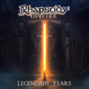 "RHAPSODY OF FIRE: ""Legendary Years"" to be released on May 26!"
