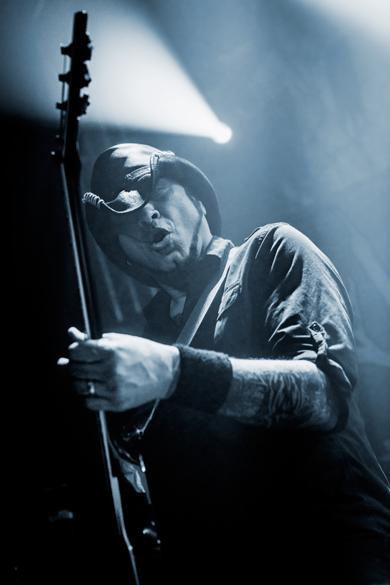 Hellyeah live April 2017 at the O2 Academy Islington - London