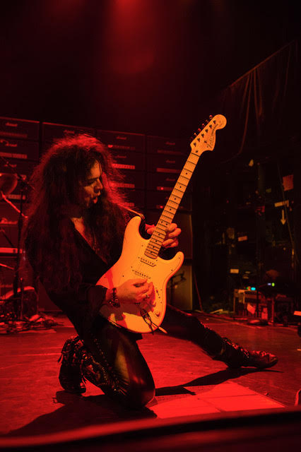 Yngwie Malmsteen - Gramercy Theatre, NYC. May 10th 2017