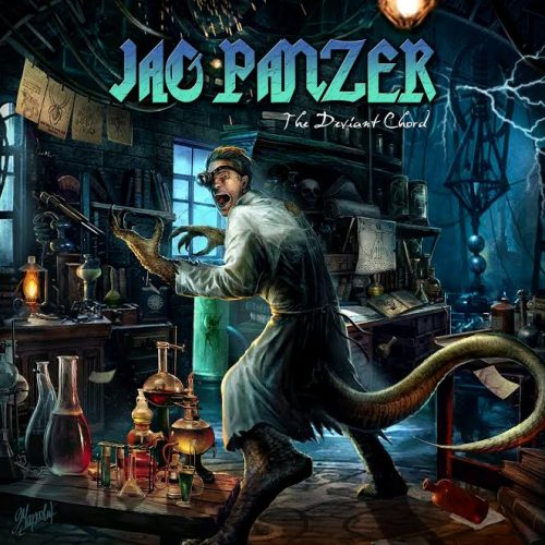 """Jag Panzer """"The Deviant Chord"""""""