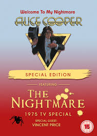 Alice Cooper Releases New DVD - Welcome to My Nightmare Special Edition
