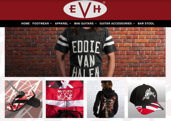 EVH store