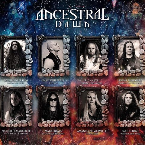Ancestral Dawn (guests)