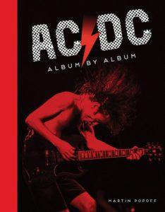 MARTIN POPOFF - AC/DC ALBUM BY ALBUM