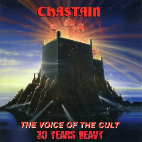 "CHASTAIN releases ""The Voice of the Cult: 30 Years Heavy!"""