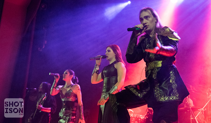Imperial Age at Islington Assembly 03-02-2018