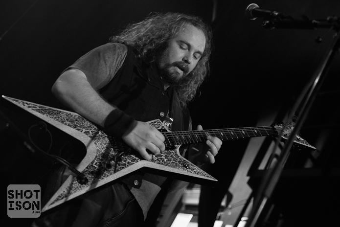 Midnight Eternal at Islington Assembly 2018-02-03